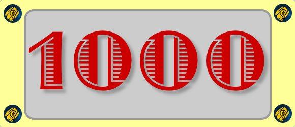 1000-тиот пост на претприемач веќе е објавен