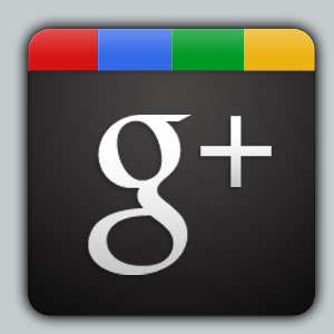 Google Plus лого