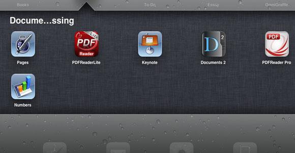 iPad Office Апликации