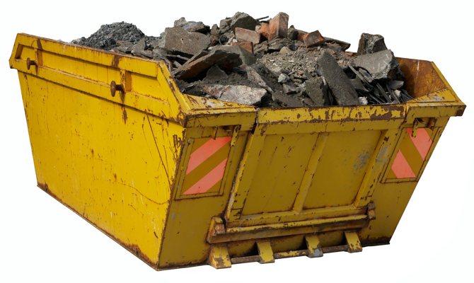 отпадоци и расфрлања